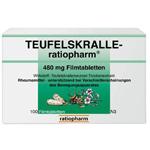 Teufelskralle Ratiopharm