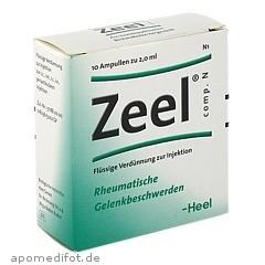 ZEEL Comp. N Tabletten